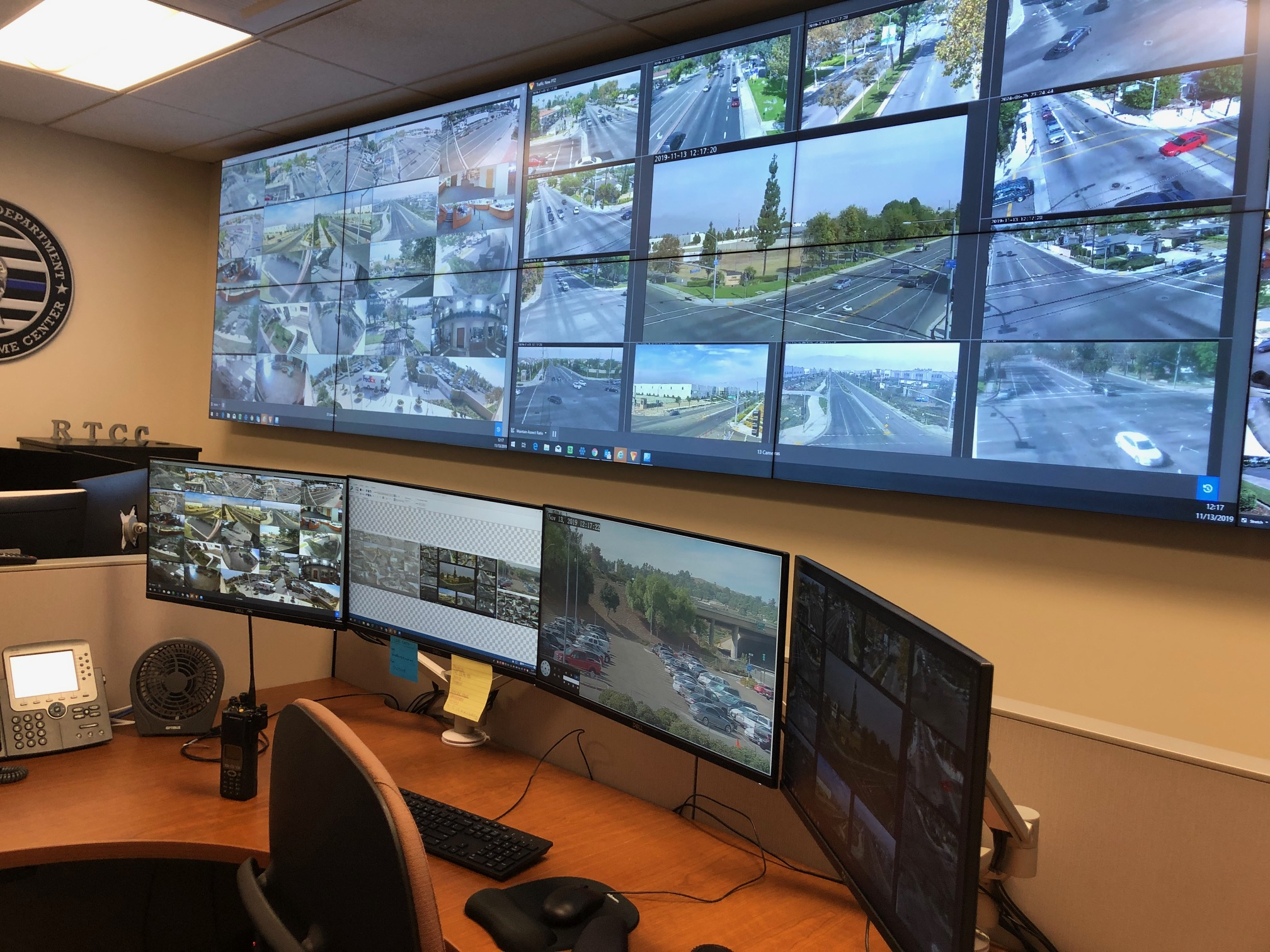 Chino Police Department Technology Experience Tour