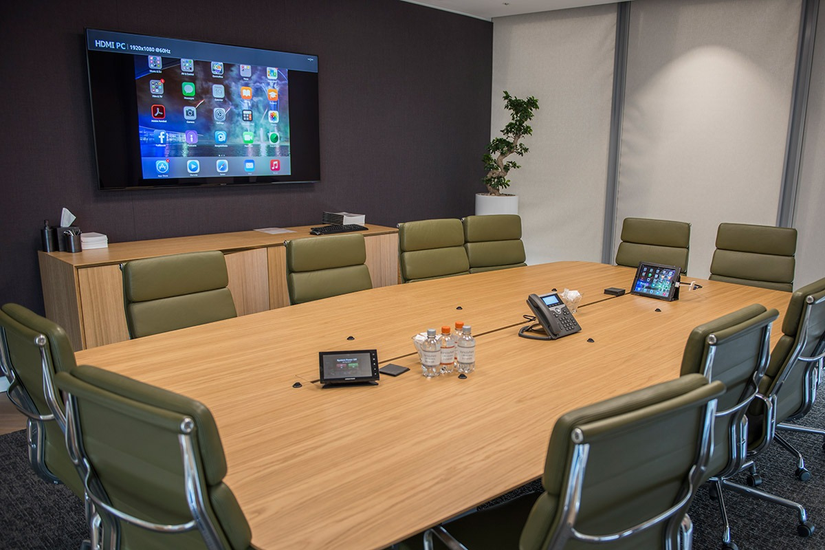 Necessities For An AV System In A Conference Room
