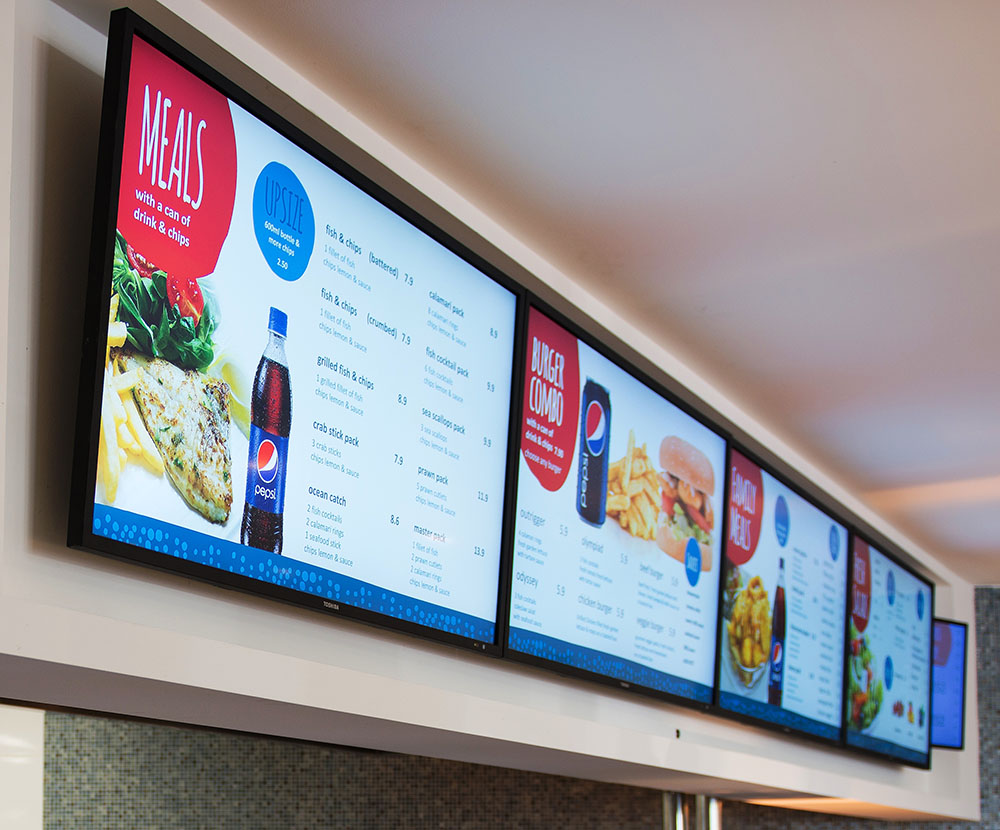Digital Signage: What It Is