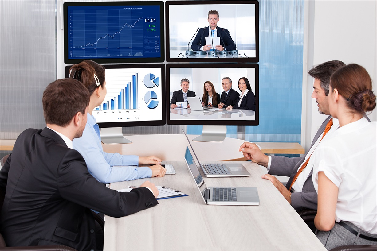 Video Conferencing and Your Business